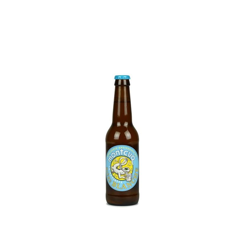 Bières de Montcuq - La Rapiette Blanche - 33 cl