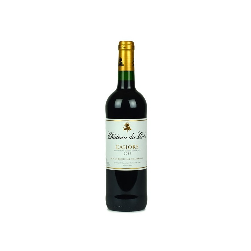 Château du Cèdre - Prestige 2015 vin de Cahors biologique