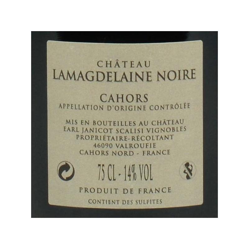 Château Lamagdelaine Noire - Las Camps 2016