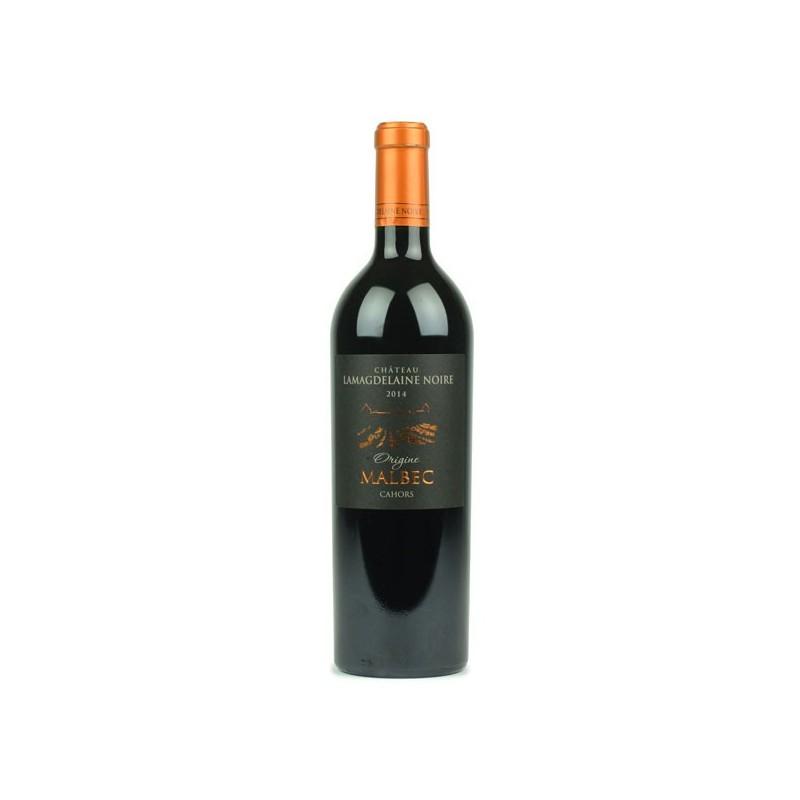 Château Lamagdelaine Noire - Origine 2014 - vin de Cahors 100% Malbec