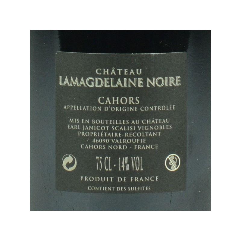 Château Lamagdelaine Noire - Origine 2014