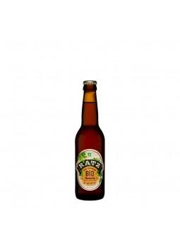 Bières RATZ Bio Ambrée - 33 cl