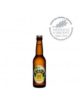 Bières RATZ Bio Blonde - 33 cl