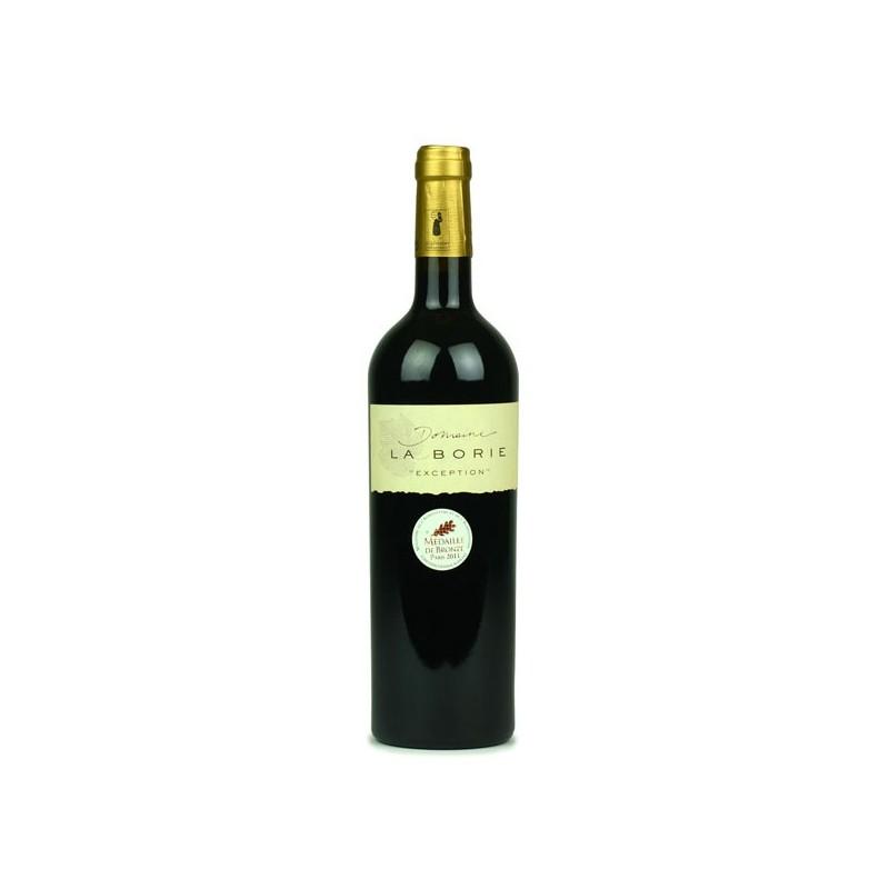 Domaine La Borie - Exception 2008 vin de Cahors médaillé