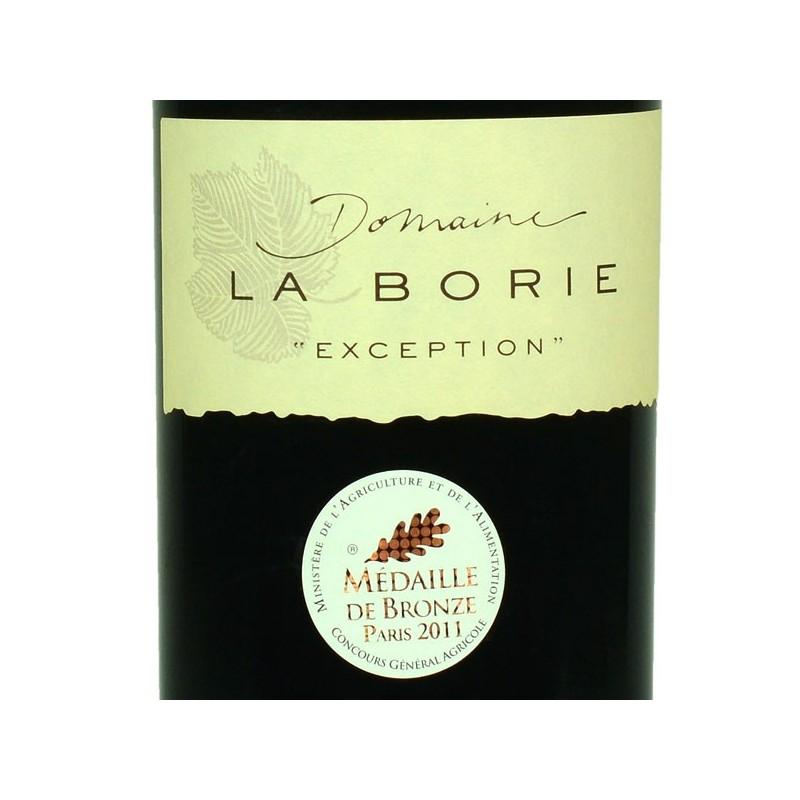 Domaine La Borie - Exception 2008
