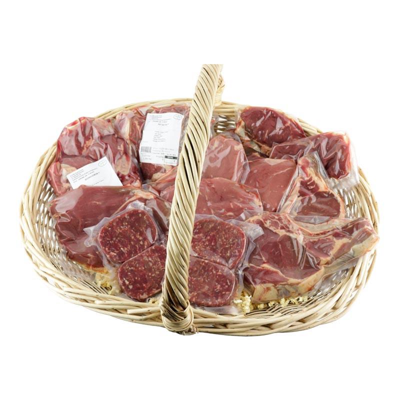colis de viande de bœuf angus en ligne