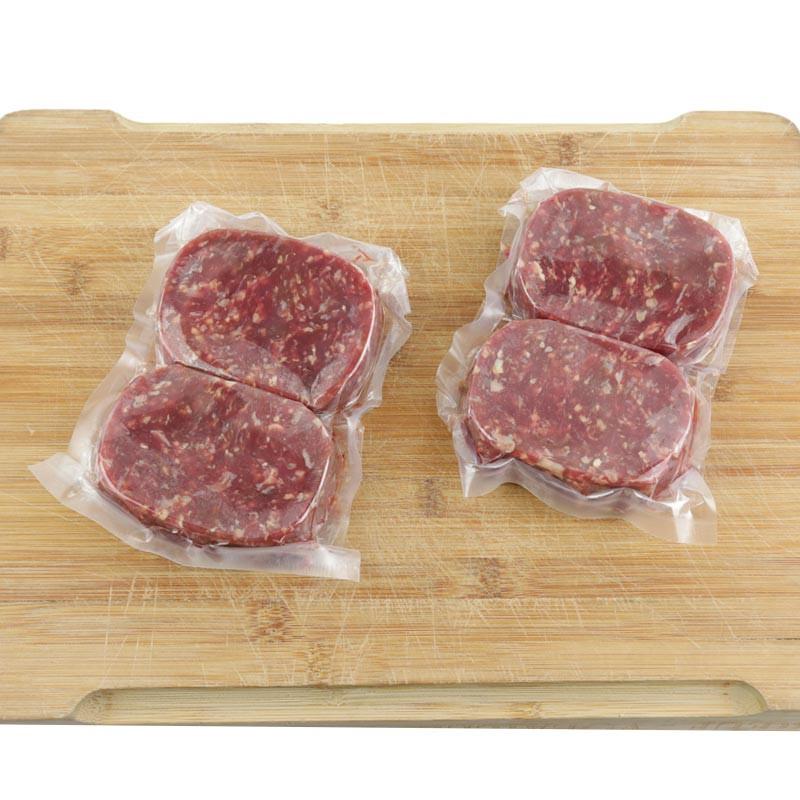 steaks hachés de bœuf angus livrés à domicile