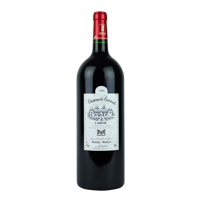 Château La Caminade Magnum vin de cahors tradition 2016