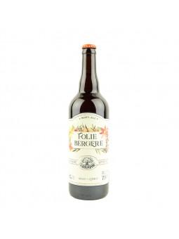 Folie Bergère75 cl bière brasserie la bouriane