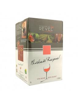 Le bag in box de Rosé 5L Domaine de Revel
