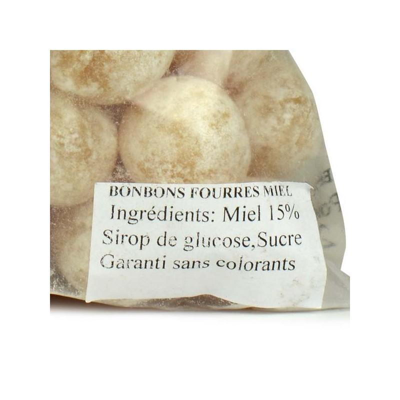 Bonbons au miel - 200 gr