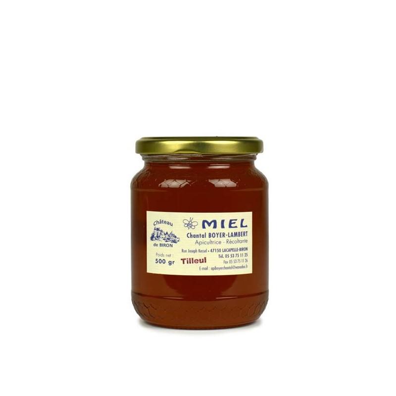 Miel de tilleul - 500 gr