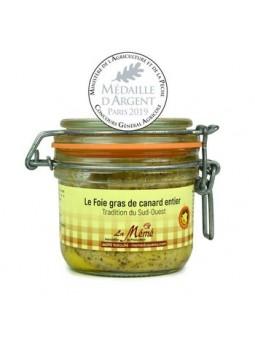 Foie gras de canard entier conserve Médaillé - 180 gr