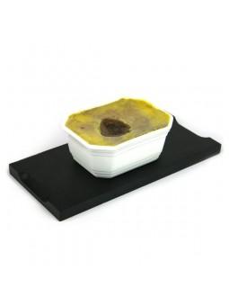 Terrine de foie gras de canard entier mi-cuit aux figues - 230 gr