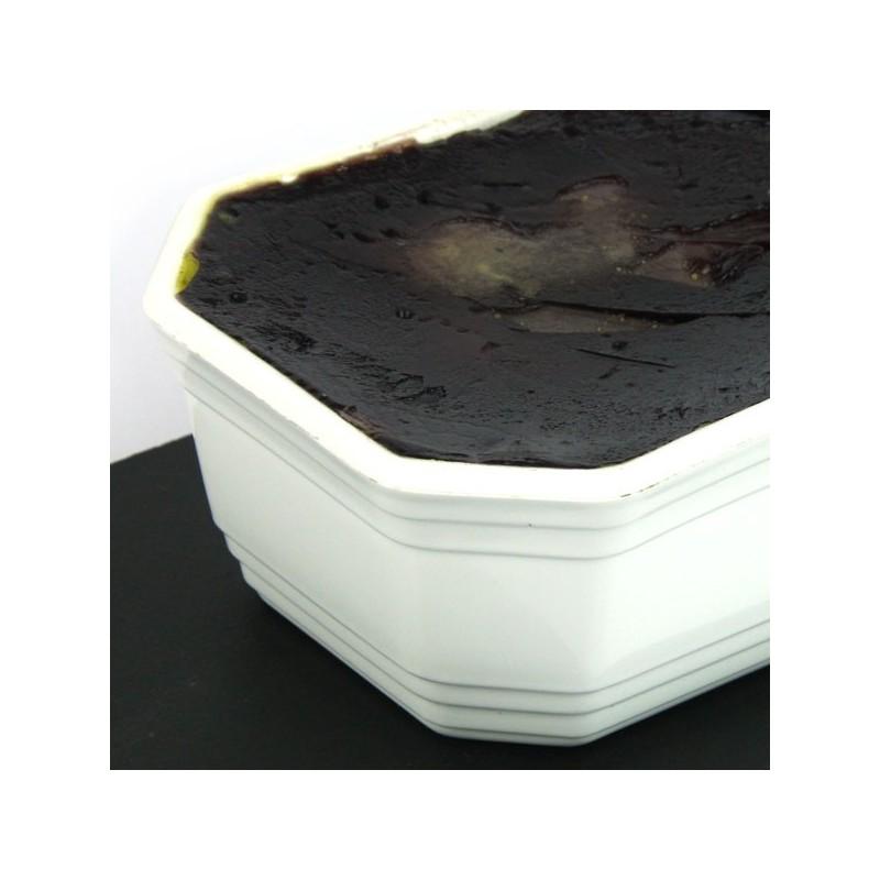 Terrine de foie gras de canard entier mi-cuit aux vins de Cahors - 230 gr
