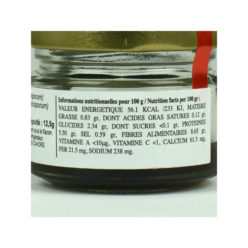 Truffe noire brisures - 12.50 gr