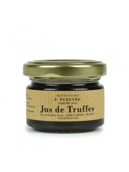 Jus de truffes noire de la maison pébeyre
