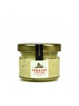 Beurre d'Echiré à la truffe noire de la maison pébeyre
