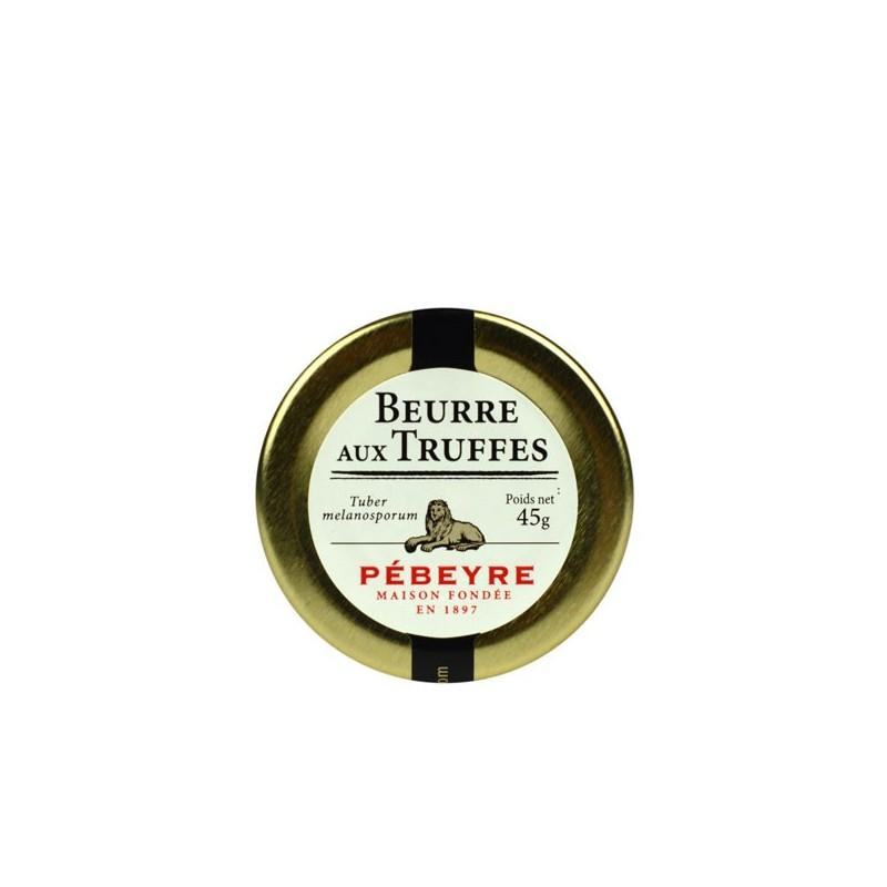 Beurre d'Echiré aux truffes - 45 gr