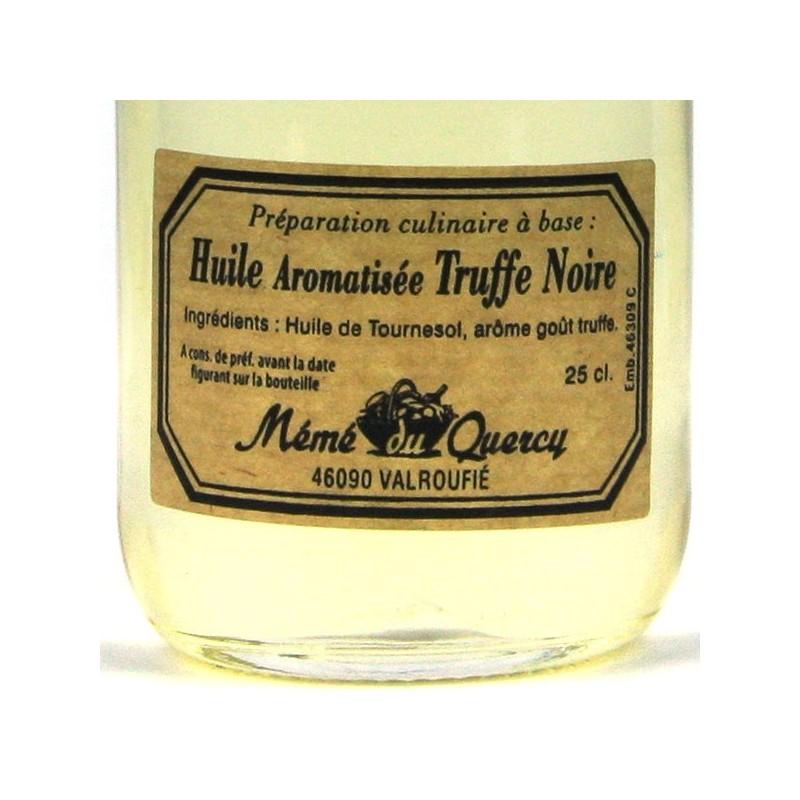Huile arôme truffe - 25 cl