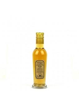 Vinaigre de vin blanc aromatisé à la truffe