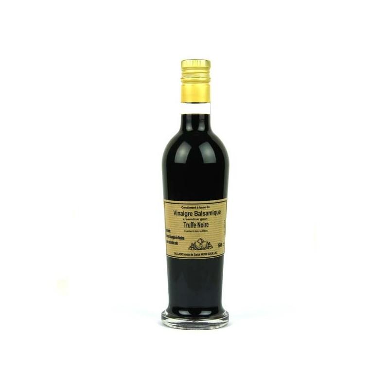 Vinaigre Balsamique aromatisé truffe noire