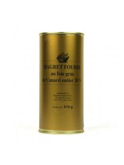 Magret Fourré au Foie Gras de Canard Entier IGP du Sud Ouest
