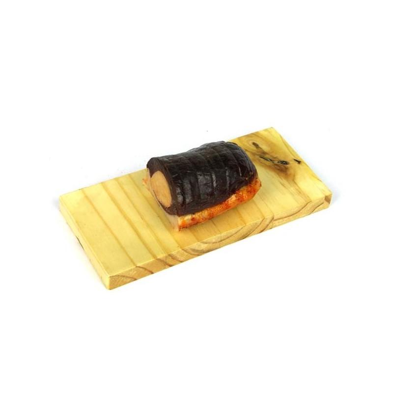 1/2 magret séché au foie gras au piment d'Espelette