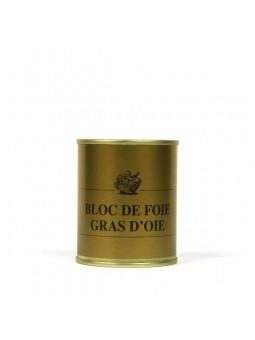 Bloc de foie gras d'oie Mémé du Quercy