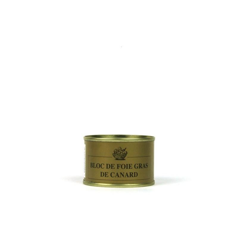 Bloc de foie gras de canard périgord