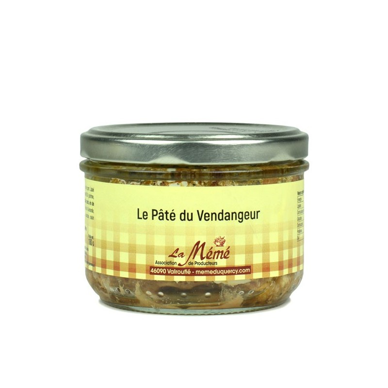 Lot de 3 Pâtés tradition - 540 gr