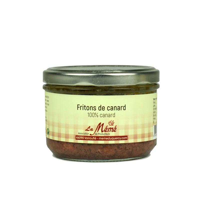 Fritons de canard Mémé du Quercy
