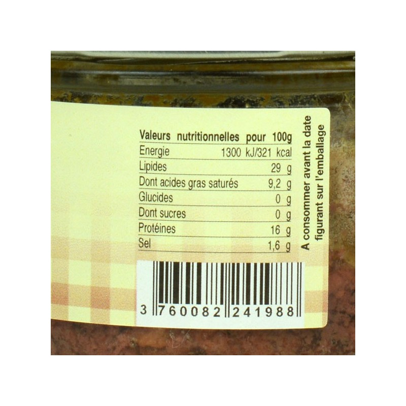 Fritons de canard - 180 gr