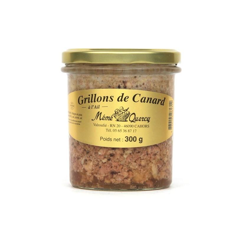 Grillons de Canard Mémé du Quercy