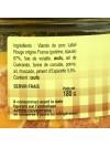 Pâté au piment d'Espelette - 180gr