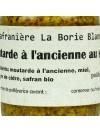 moutarde à l'ancienne au Safran du quercy - 100 gr