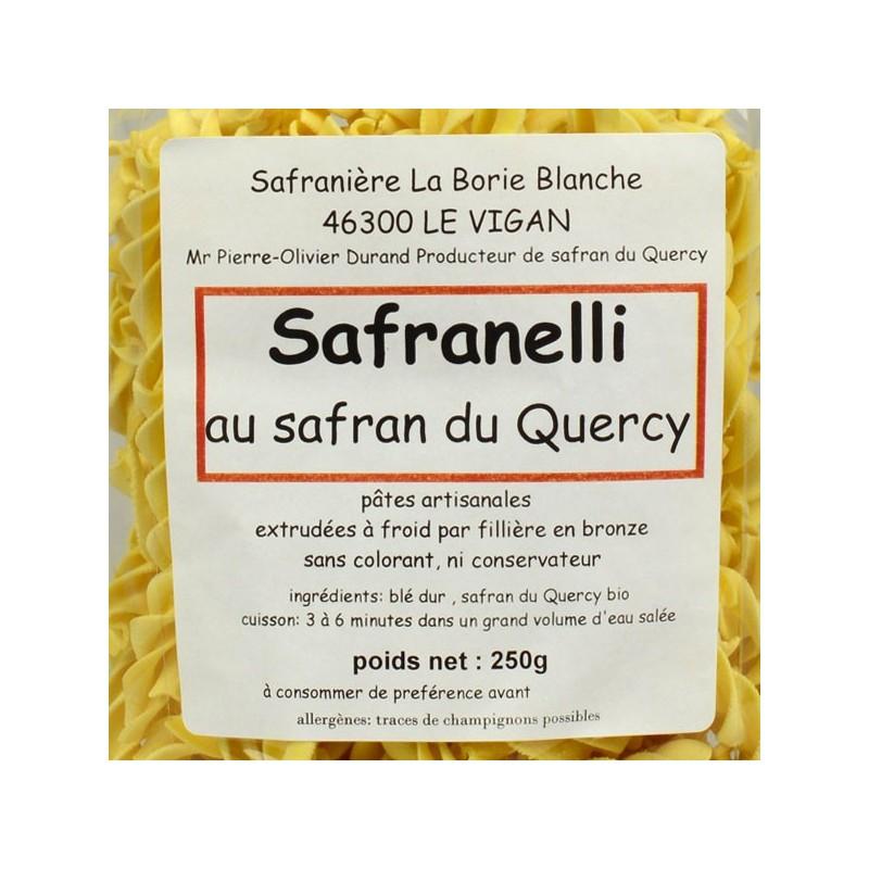 Safraneli au safran du Quercy - 250 gr