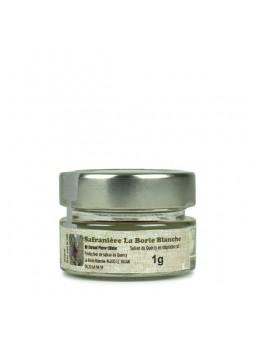 Safran du Quercy en stigmates - 1 gr