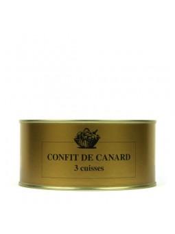 Confit de Canard - 3 cuisses