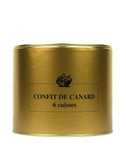 Confit de Canard - 6 cuisses