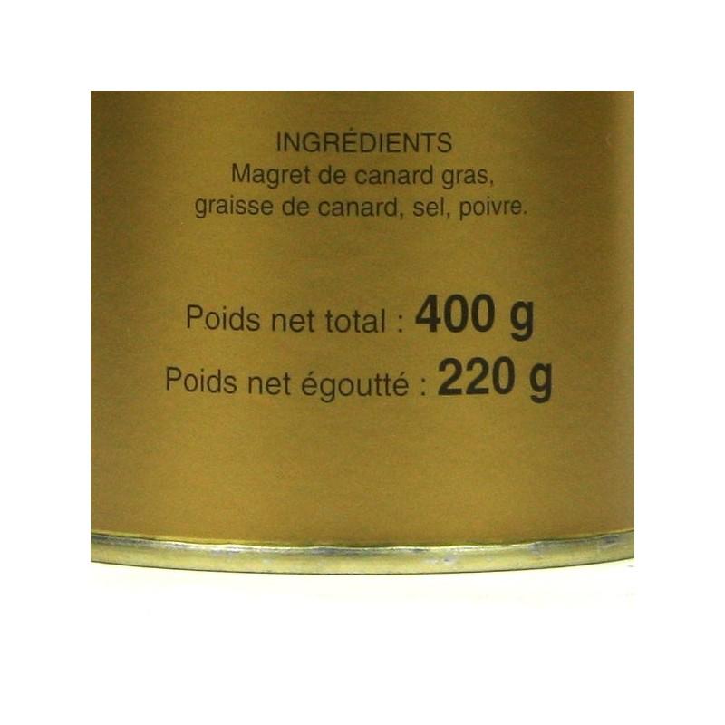 Magret de Canard Confit - 1 magret