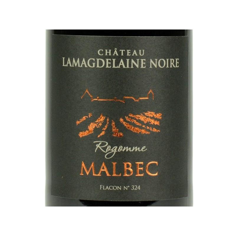 Rogomme Château Lamagdelaine Noire - 50 cl