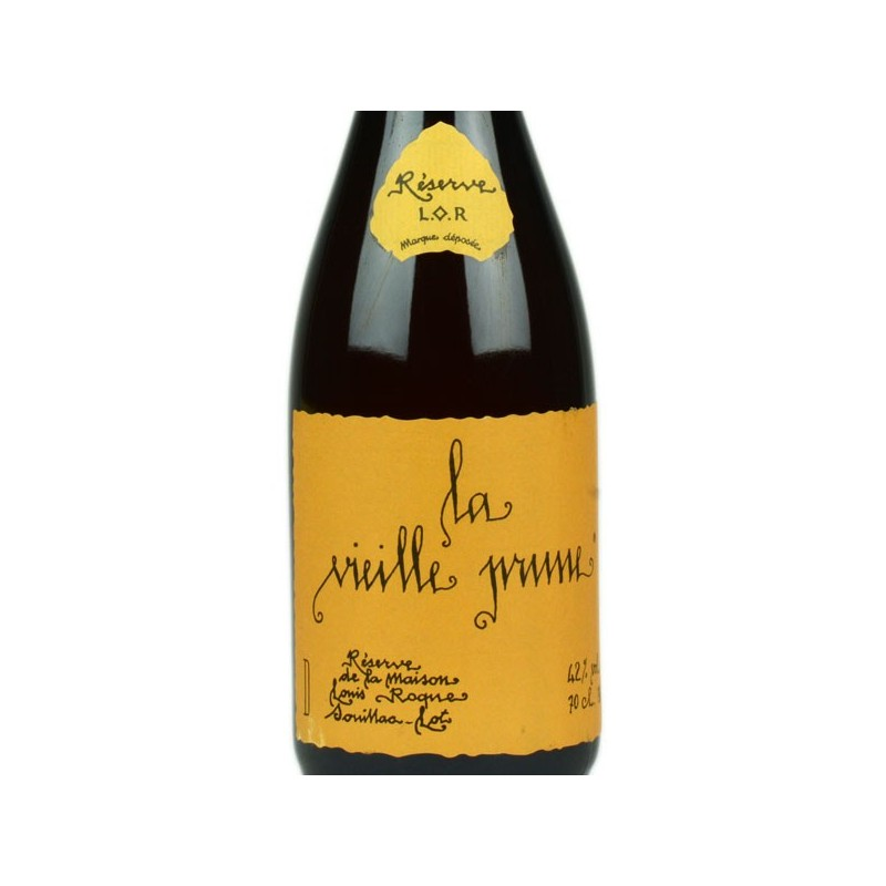 Vieille Prune de Souillac - 70 cl