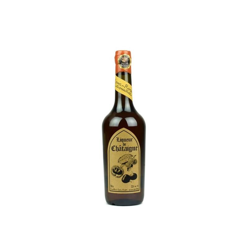 Liqueur de châtaigne - 70 cl
