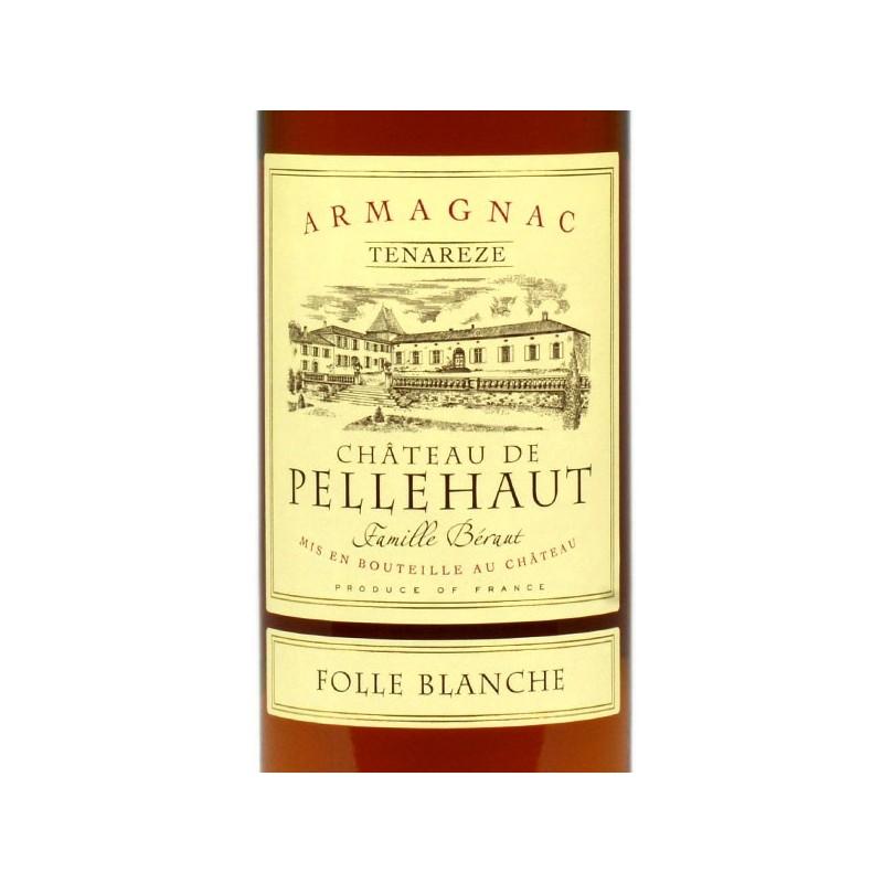 Armagnac 10 ans Château de Pellehaut - 70 cl