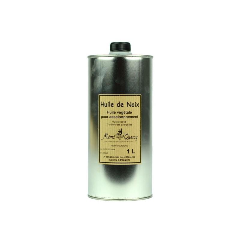 Huile de noix - Bidon 100 cl