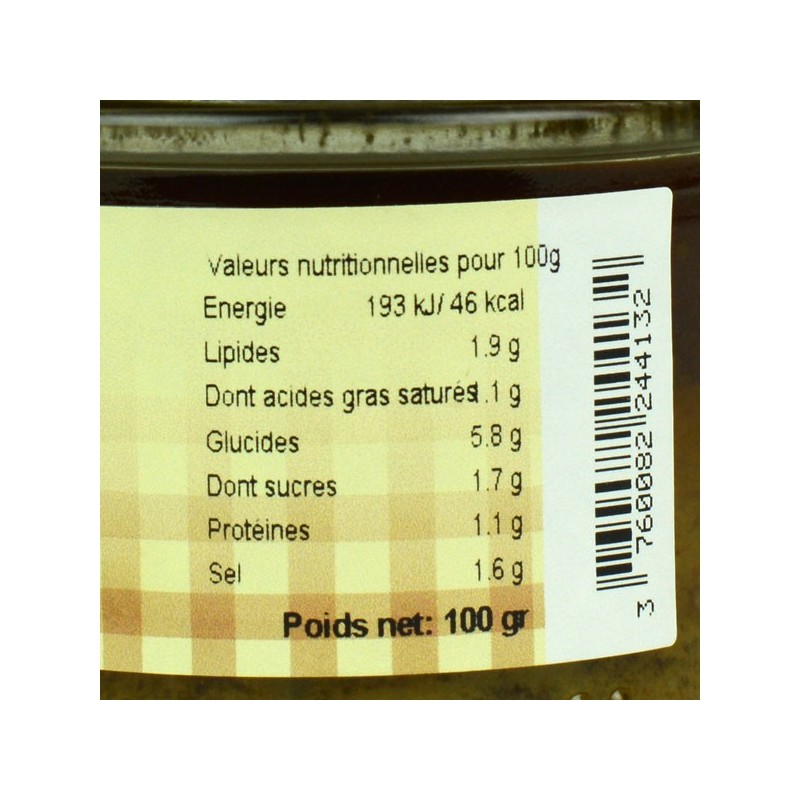 Sauce aux Morilles - 100 gr