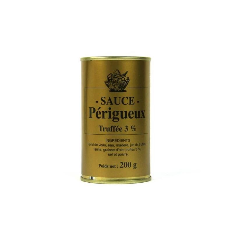 Sauce Périgueux Mémé du Quercy