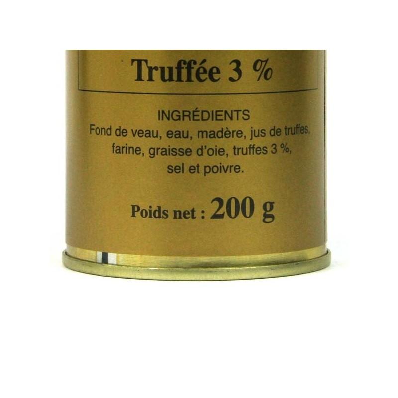 Sauce Périgueux - 200 gr