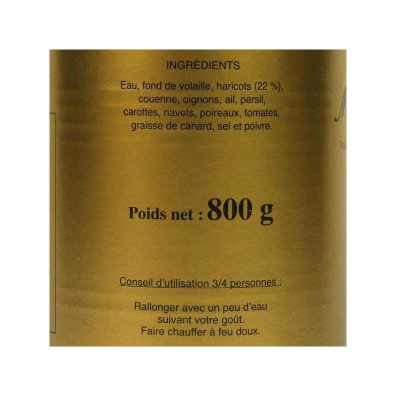 Soupe de Haricots - 800 gr